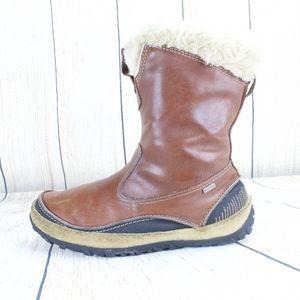 Merrell Taiga Zip Waterproof Insulated Boots Sz 10
